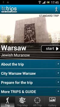 TcTrips Warsaw screenshot 2