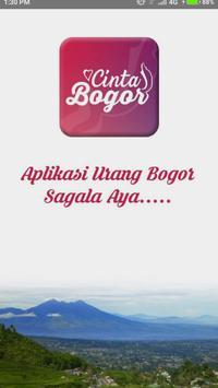 Cinta Bogor poster