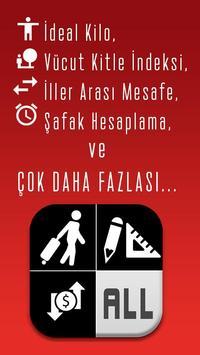 Allculator - Her Şeyi Hesapla apk screenshot
