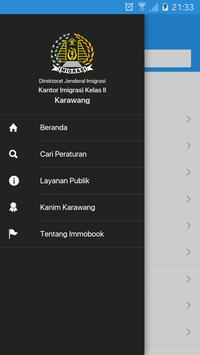 Immobook apk screenshot