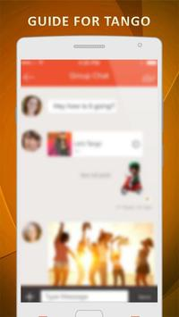Guide for Tango Video Calls and Messages screenshot 1
