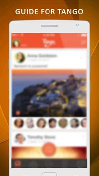Guide for Tango Video Calls and Messages screenshot 2