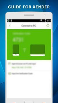 Guide for Xender File Transfer Sharing screenshot 2