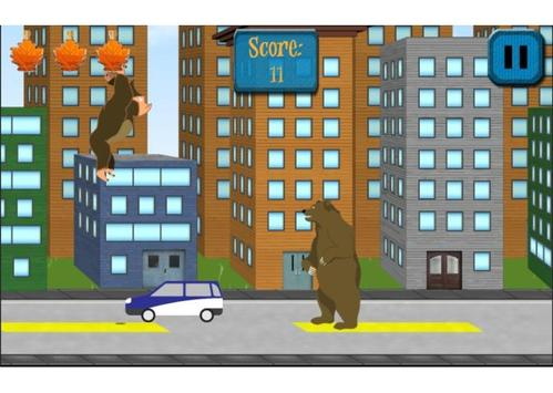 A Trotting Ape apk screenshot