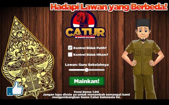 Catur Indonesia screenshot 1