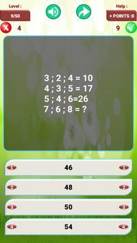 Puzzles Of Maths screenshot 4
