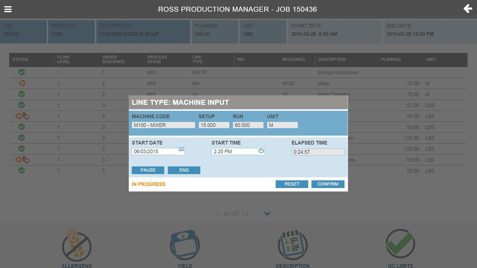 Ross Production Manager (RPM) for Android - APK Download