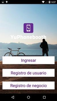 YuPhonebooth apk screenshot