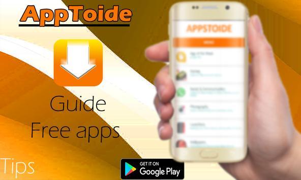 Free Aptoide guide 2017* screenshot 2
