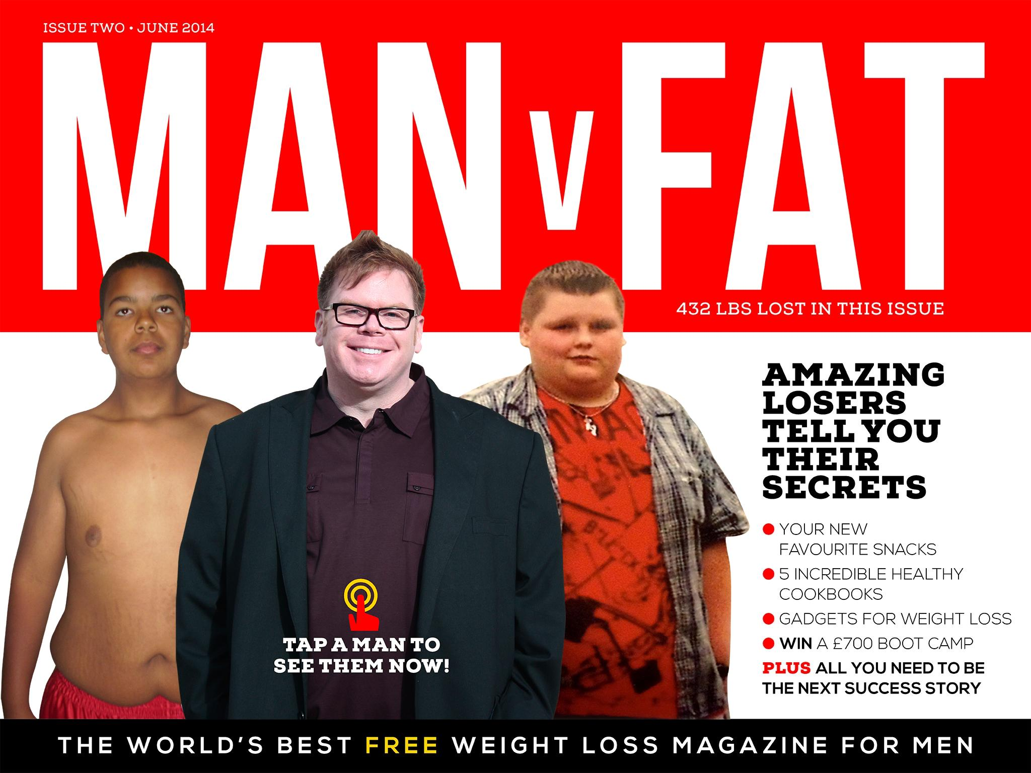 MAN v FAT Magazine App for Android - APK Download