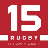 15 Rugby icon