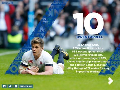15 Rugby apk screenshot