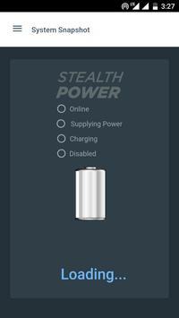 Stealth Power App screenshot 1