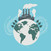 Air Pollution icon