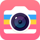 Air Camera- Photo Editor, Collage, Filter أيقونة