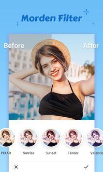 Air Camera- Photo Editor, Collage, Filter captura de pantalla 1