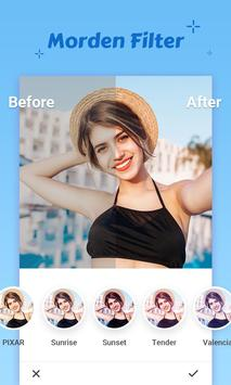 Air Camera- Photo Editor, Collage, Filter ảnh chụp màn hình 1