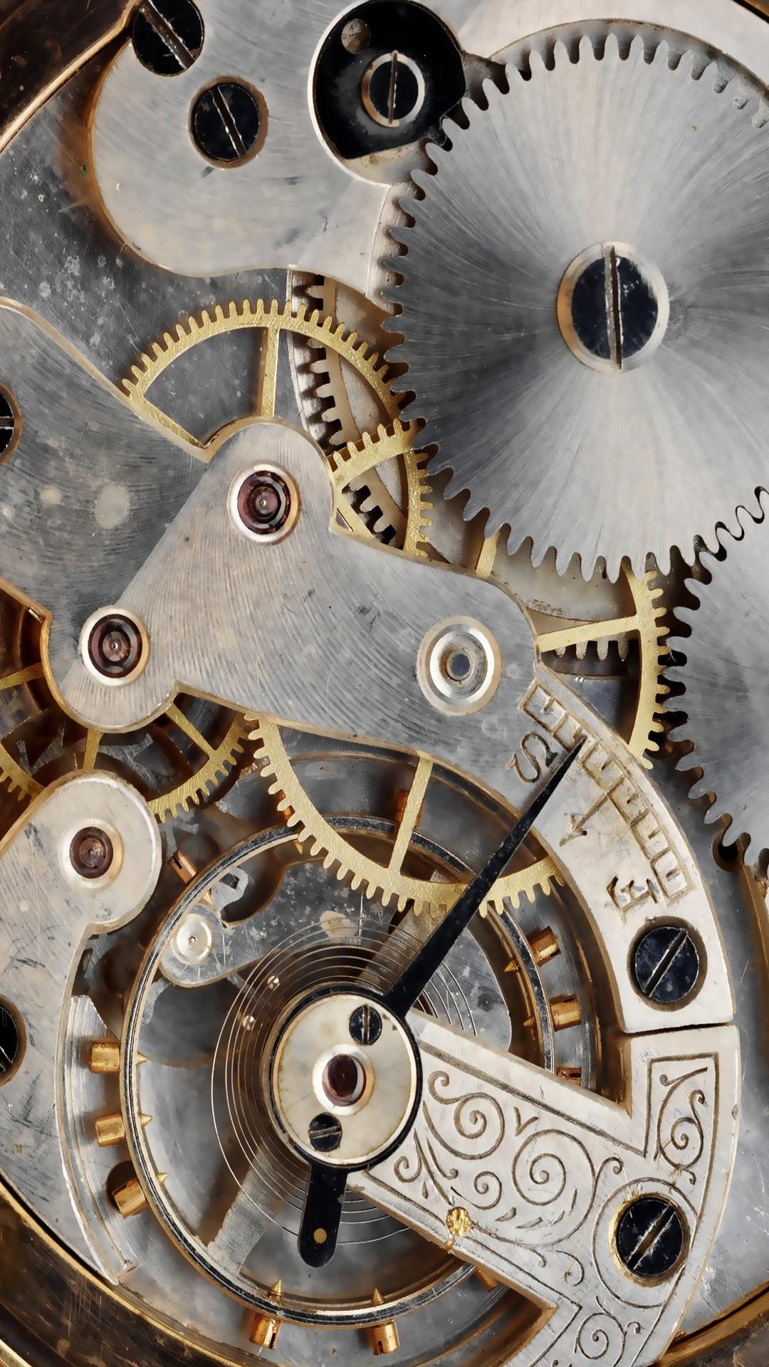 Mechanical Gear Apus Live Wallpaper For Android Apk Download