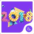 New Year 2018-APUS Launcher theme