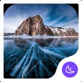 Cold Ice-APUS Launcher theme icon