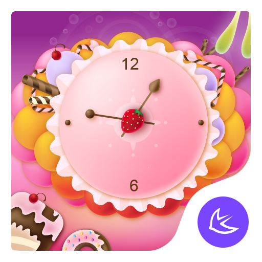 Candy Sweet Cake free Theme & HD wallpapers