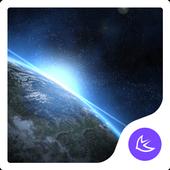 Mysterious Universe theme & HD wallpaper icon