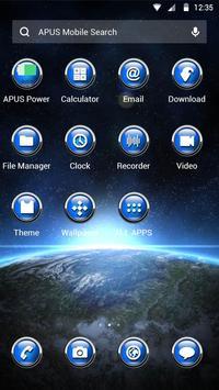 Mysterious Universe theme & HD wallpaper screenshot 1