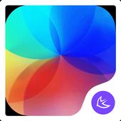 Colourful-APUS Launcher theme icon
