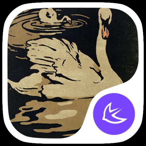 Swan-APUS Launcher theme