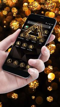 GoldenTriangle-APUS Launcher theme for Andriod poster