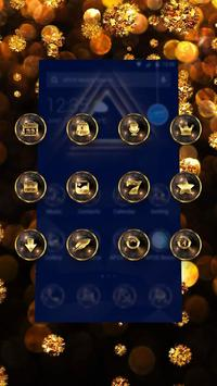 GoldenTriangle-APUS Launcher theme for Andriod screenshot 2