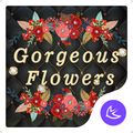 Gorgeous Flower Garden- APUS Launcher theme