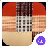 Striped style theme icon