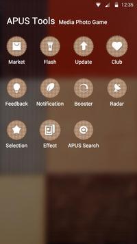 Striped style theme apk screenshot
