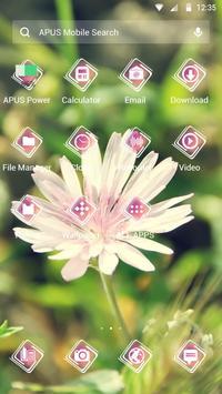 Daisy-APUS Launcher theme apk screenshot