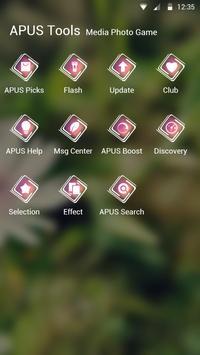 Daisy-APUS Launcher theme screenshot 2