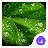 Green-APUS Launcher theme icon