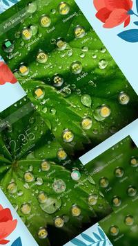 Green-APUS Launcher theme screenshot 1