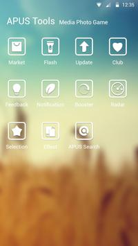 Dreams-APUS Launcher theme screenshot 2
