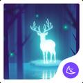 Dream Forest Light-APUS Launcher tylish theme