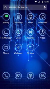 ERA-APUS Launcher theme screenshot 1