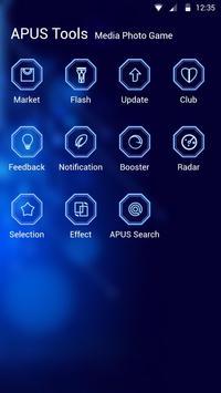 ERA-APUS Launcher theme apk screenshot