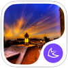 sunset-APUS Launcher theme simgesi