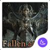 Fallen angel theme icon