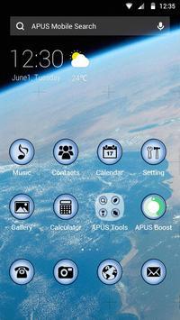 Fantastic-APUS Launcher theme poster