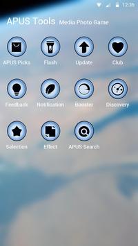 Fantastic-APUS Launcher theme screenshot 2