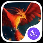 Fire Phoenix APUS theme icon