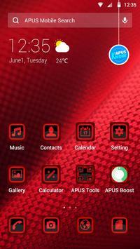 Passionate-APUS Launcher theme poster