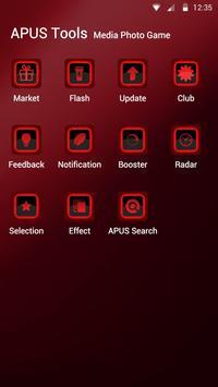 Passionate-APUS Launcher theme apk screenshot