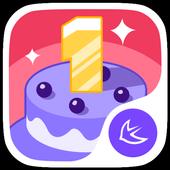 Happy Birthday theme for APUS icon